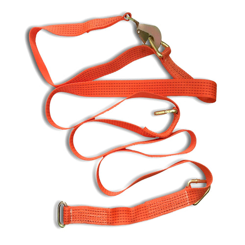 Safepul pallet puller 5m strap accessory replacement