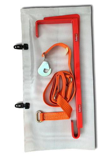 Pallet Puller Regular Mark II with 3.7m strap and Storage Bag