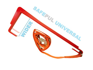 Safepul universal pallet puller with 3.7m strap