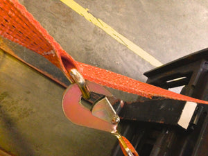 Pallet puller strap,   Safepul strap replacement