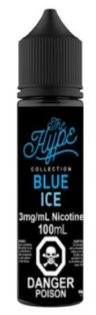 BLUE ICE </P>Blue Raspberry Drink