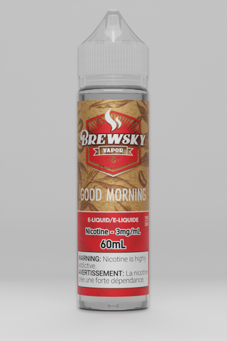 BREWSKY GOOD MORNING </p>Double Double