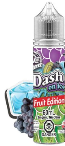 DASH ICE </P>Grape Kiwi Ice