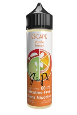 ESCAPE </p>Vanilla Frenzy