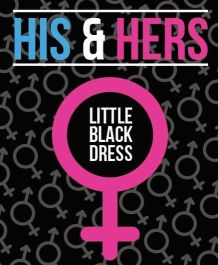 REG: LITTLE BLACK DRESS </p>Pink Chew