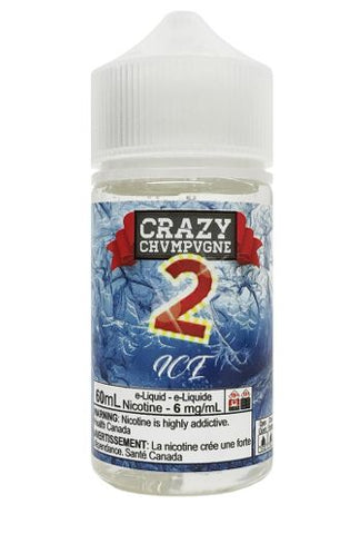 CRAZY ICE 60ML </p>Chvmpvgne V2