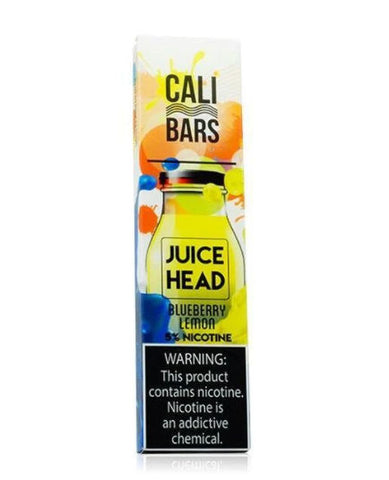 JUICE HEAD DISPOSABLE </p>Blueberry Lemon