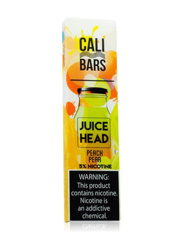 JUICE HEAD DISPOSABLE </p>Peach Pear