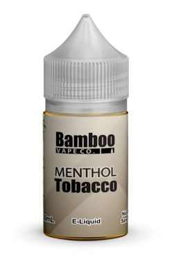 *MENTHOL TOBACCO</p>Cool Smooth Tobacco