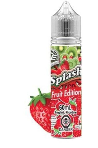 SPLASH </P>Strawberry & Kiwi