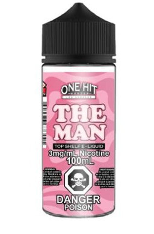 THE MAN </P>Strawberry Cream