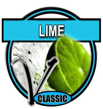 LIME </p>Citrusy Lime