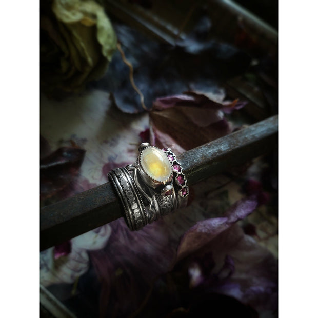 LAUREN - Create Your Own - 5 band Stack Ring