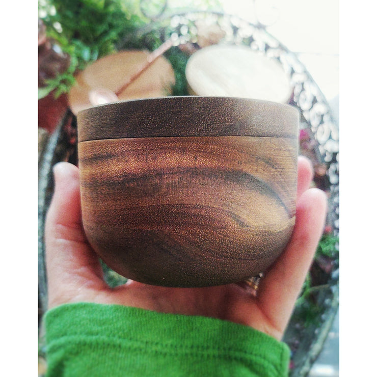 SALT CELLAR - All Wood - Introductory Price