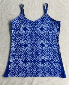 Upcycled - M tank top