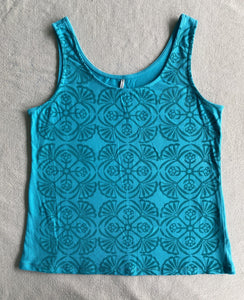 Upcycled - L tank top