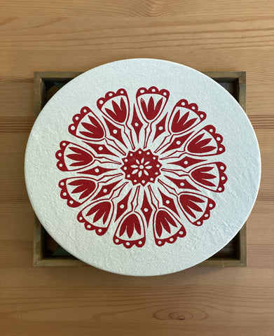 Cloth Dish Cover - Extra Large 13""