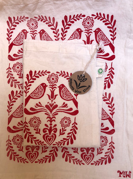 Project Bag - Organic Cotton