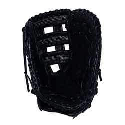 Limited JBV-SB Black 13.5 Inch Girl's Fast Pitch First Base Glove - Evolution Baseball Company