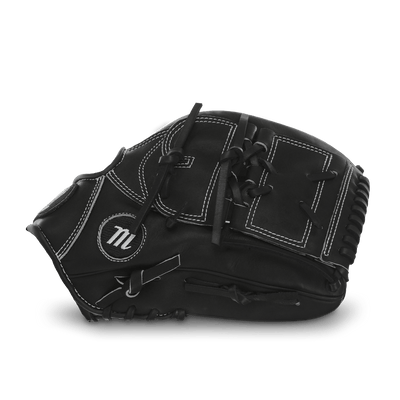 "MARUCCI FOUNDERS' SERIES 12"" TWO-PIECE PITCHER'S WEB BASEBALL GLOVE - Evolution Baseball Company"