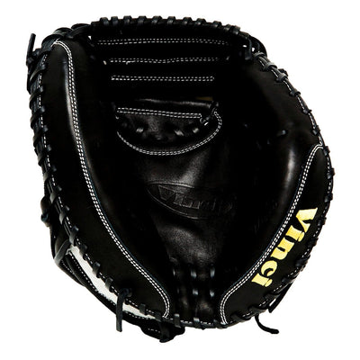VINCI - Custom Baseball Steer Hide 22/PC Series Catchers Mitt - Evolution Baseball Company