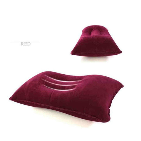 Inflatable Double Sided Portable Pillow