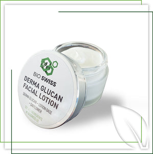 DermaGlucan Facial Lotion