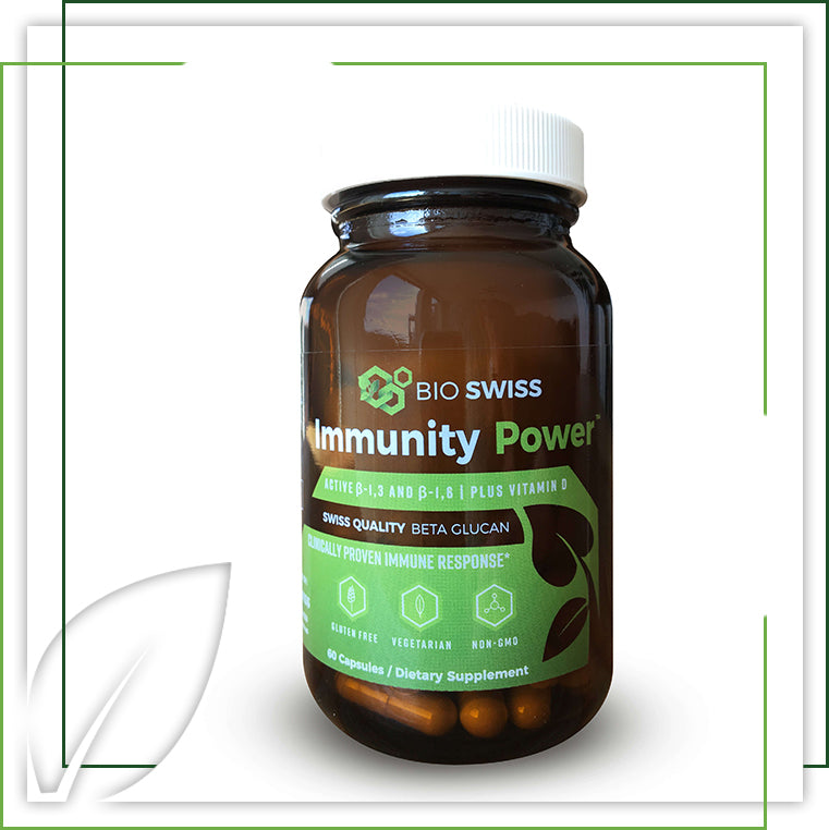 Immunity Power Beta Glucan