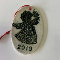 2019 Angel Ornament