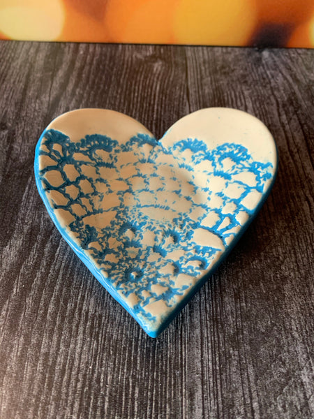 Heart Dish - Large