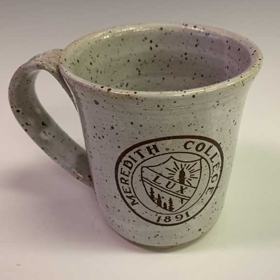 Meredith College Licensed Short 8oz Mug