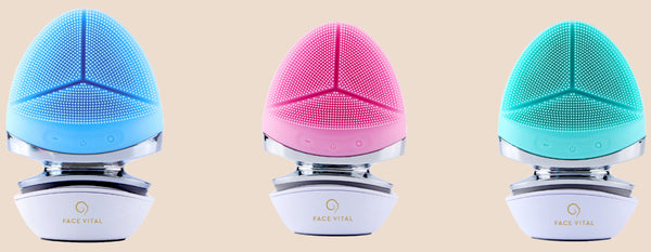 Product Launch: EMS Silicone Facial Brush