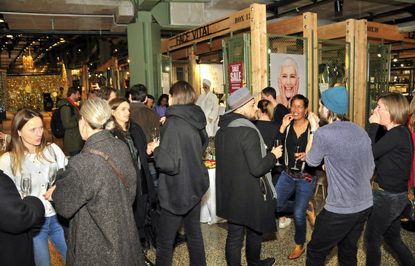 Opening Event: Face Vital Pop-up Store Bikini Mall in Berlin