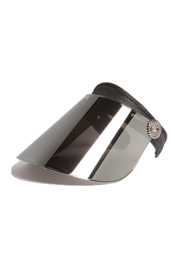 Hard Lens Chrome Sunshield
