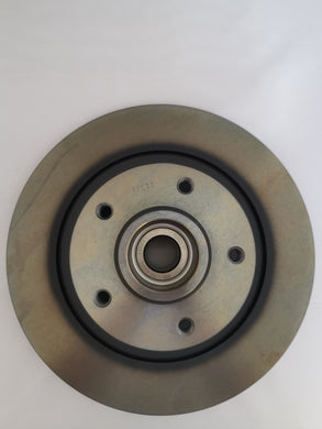 Renault Rear Discs (Plain) Clio 197/200 + Pad Set