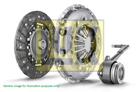 Load image into Gallery viewer, LUK 3 Peice Clutch Kit Megane R26.R