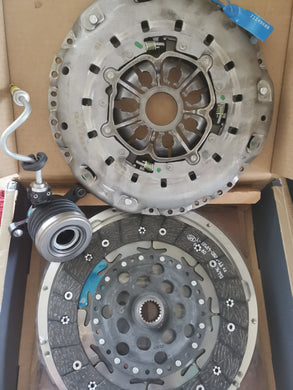 Megane R26.r SMF & LUK Clutch Kit