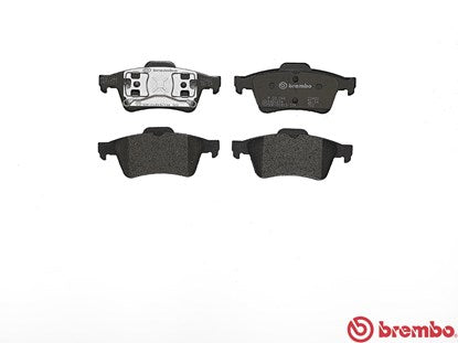 Brembo Brake Pads (Rear) Megane PH1 225
