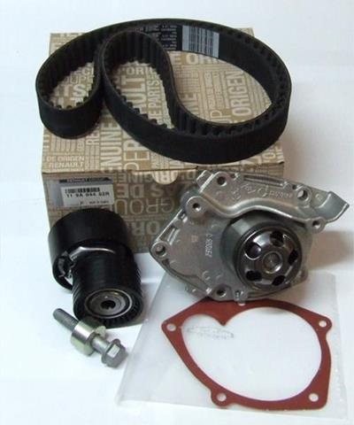Renault Timing belt Kit + WP Clio 197/200
