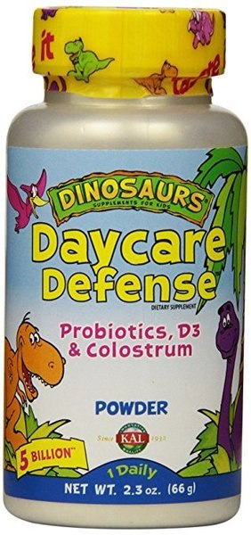 KAL Daycare Defense Probiotics, D3 & Colostrum