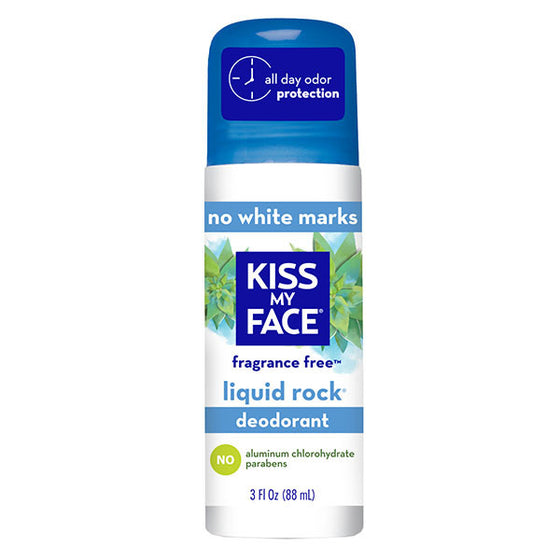 Kiss My Face Liquid Rock Deodorant