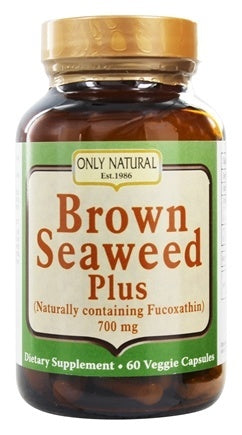 Only Natural Brown Seaweed