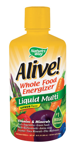Nature's Way Alive!® Liquid Multi 30 oz