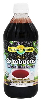 Dynamic Health Sambucus