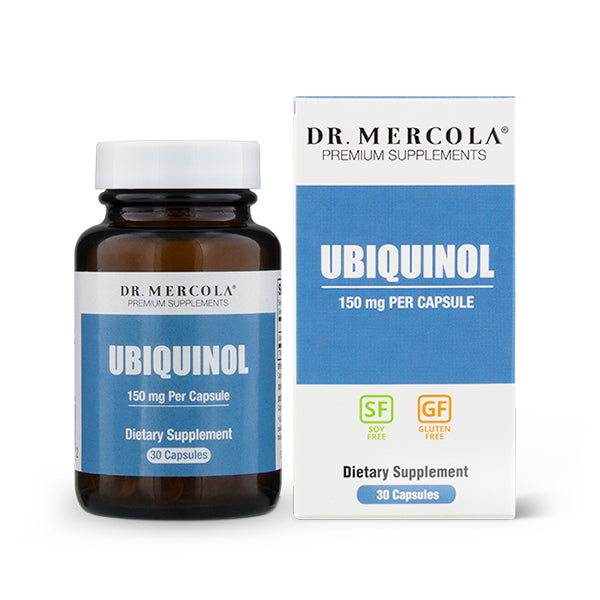 Dr. Mercola Ubiquinol 150 mg