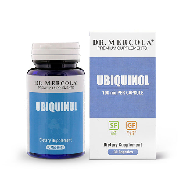Dr. Mercola Ubiquinol 100 mg
