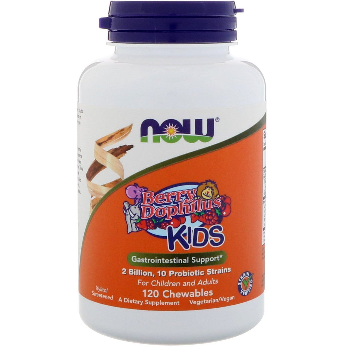 Now BerryDophilus Probiotic Kids