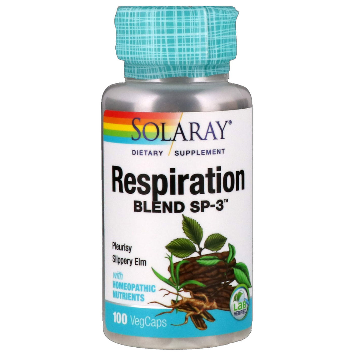 Solaray Respiration Blend