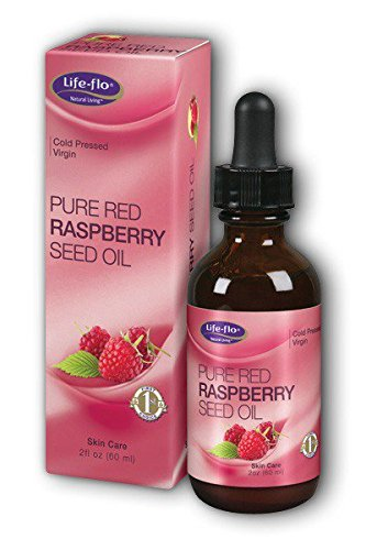 Life-Flo Pure Red Raspberry Seed Oil 2oz