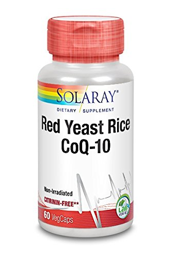 Red Yeast Rice with CoQ-10